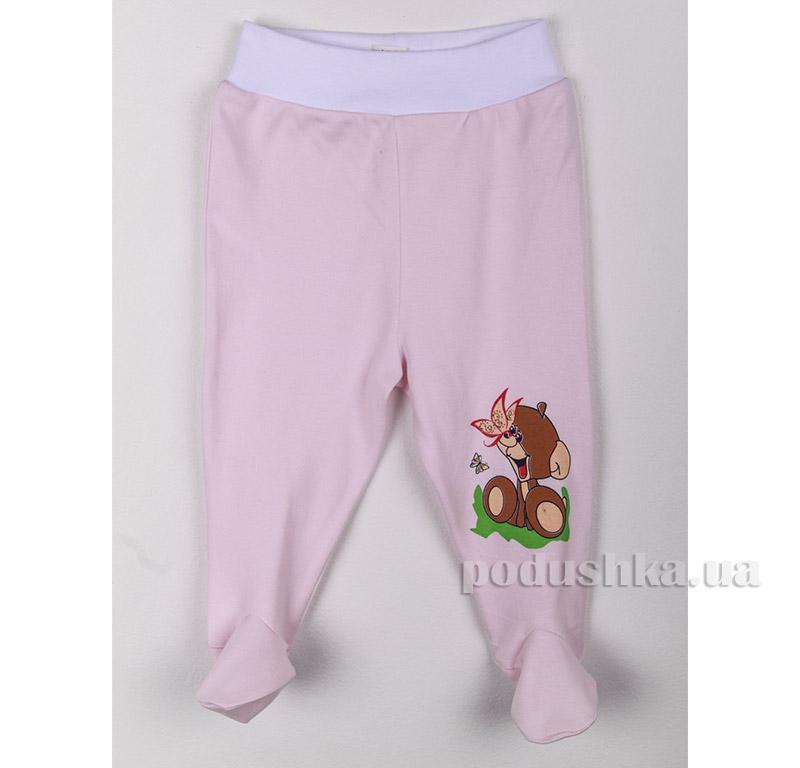 Ползунки детские Niso Baby 1044 светло-розовые