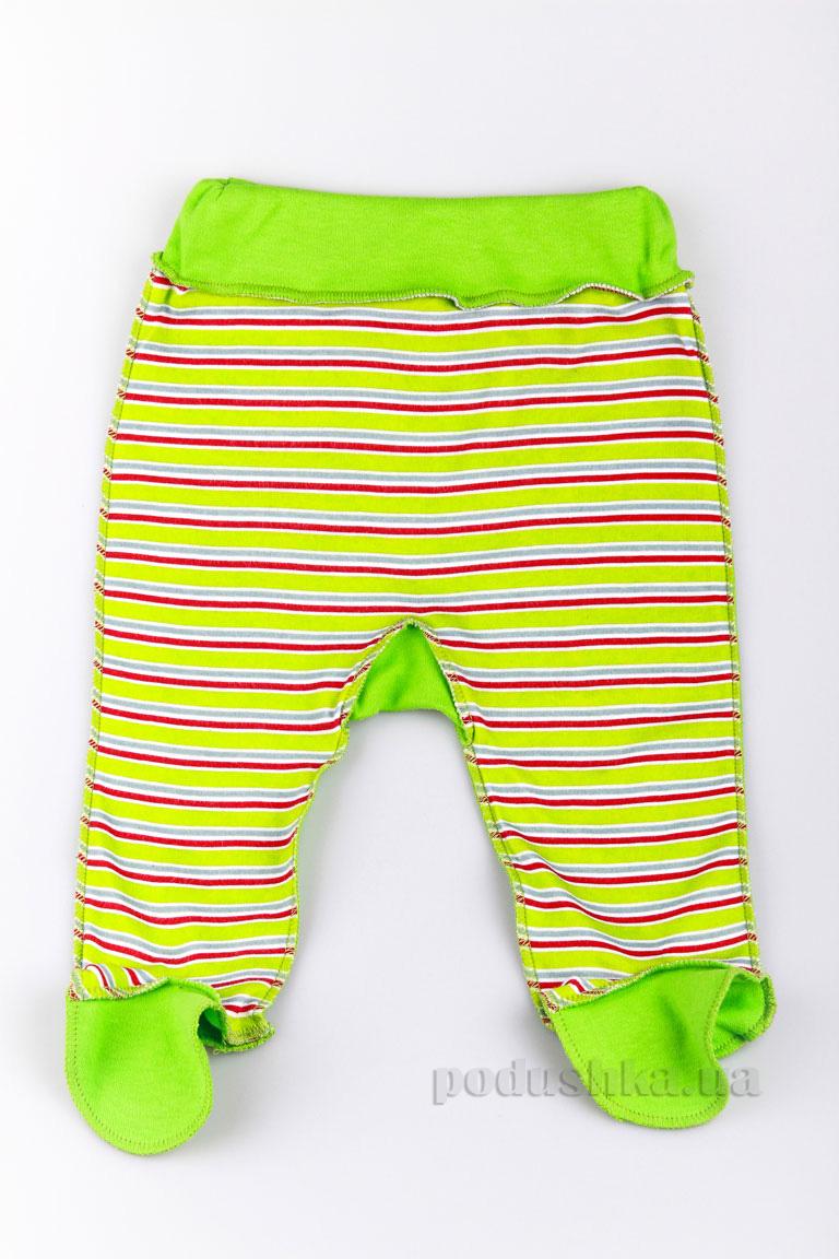 Ползунки для мальчика Niso Baby 1021 зеленые