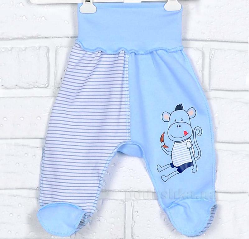 Ползунки Татошка 03507 голубые