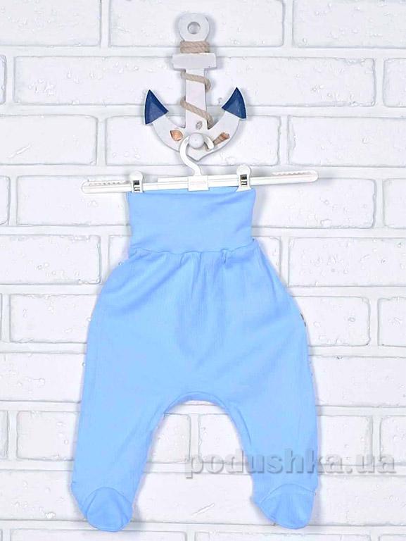 Ползунки Татошка 03607 голубые