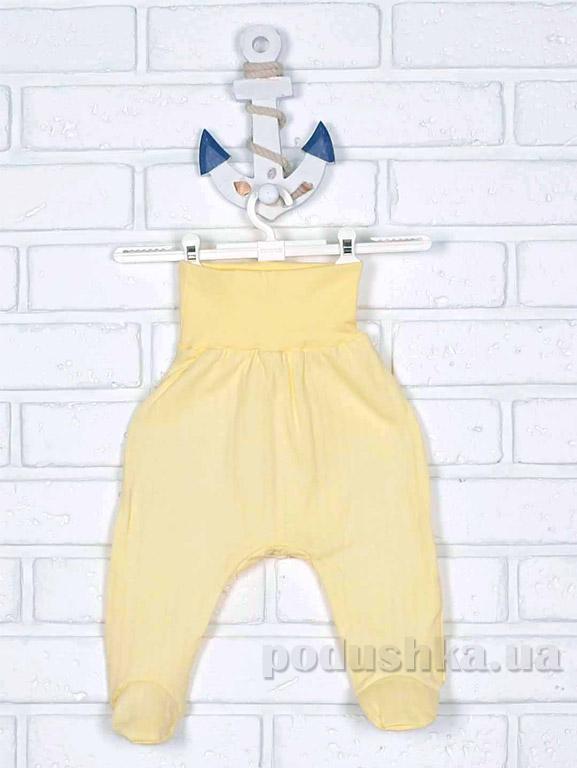 Ползунки Татошка 03607 желтые