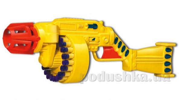 Помповое оружие BuzzBeeToys Mech-12 48903