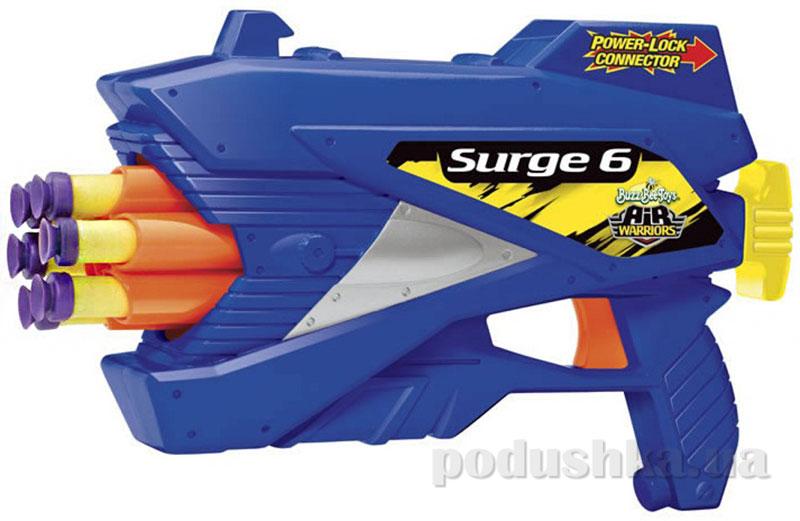 Помповое оружие Surge 6 BuzzBeeToys