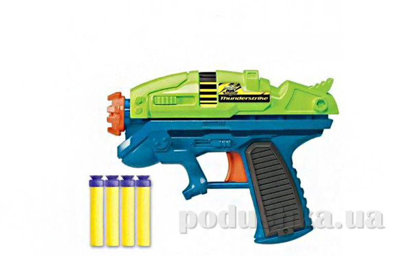 Помповое оружие Thunderstrike BuzzBeeToy