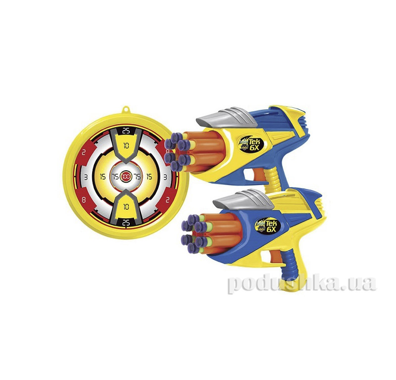 Помповое оружие Twin Tek 6 BuzzBeeToy 53213
