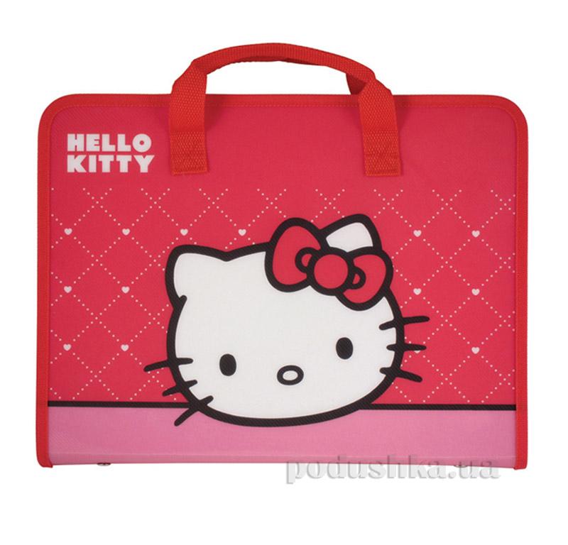 Портфель на молнии Kite Hello Kitty 202