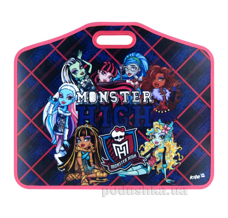 Портфель на липучках Kite Monster High 208