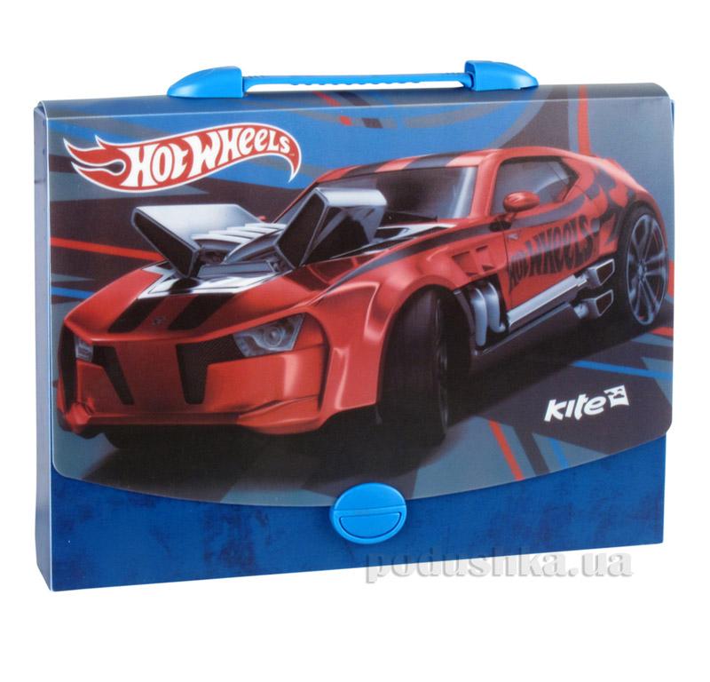 Портфель-коробка Kite Hot Wheels 209