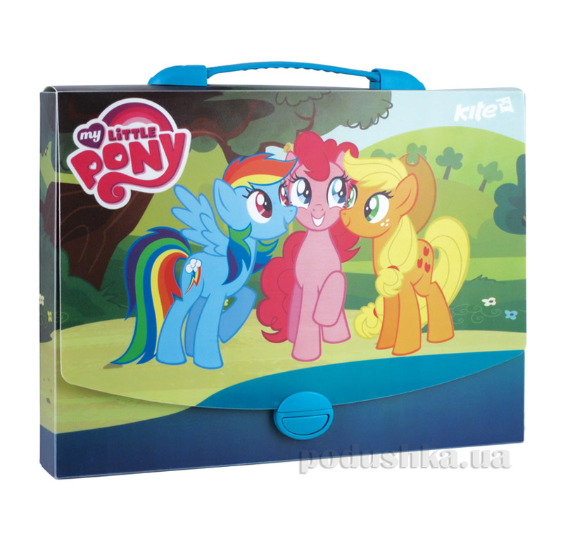 Портфель-коробка Kite Little Pony 209