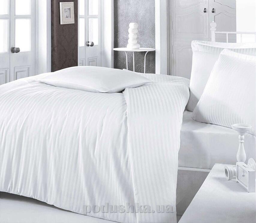 Постельное белье Aran Clasy Stripe Beyaz