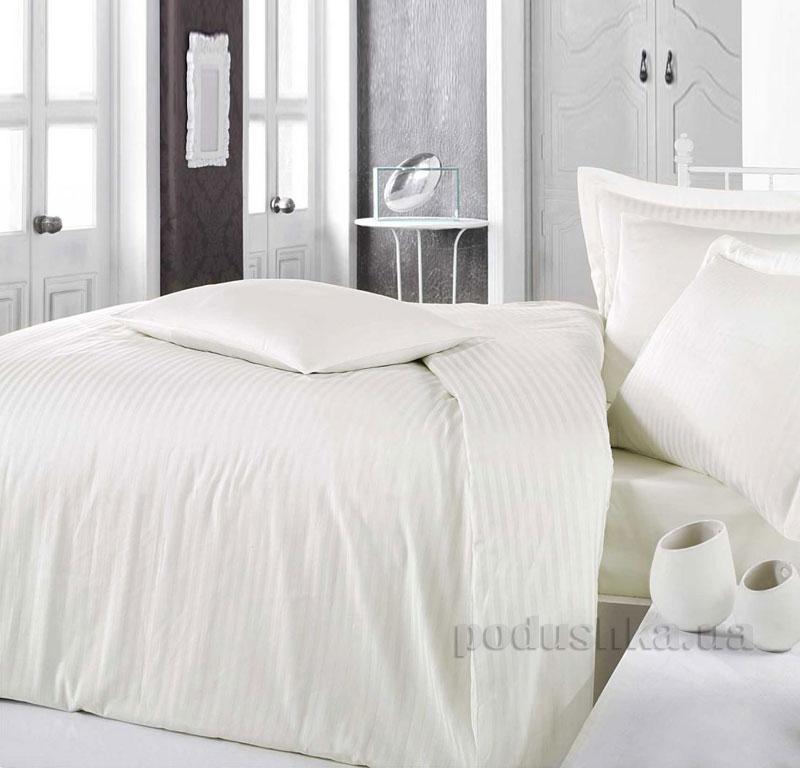 Постельное белье Aran CLASY Stripe Sateen Krem