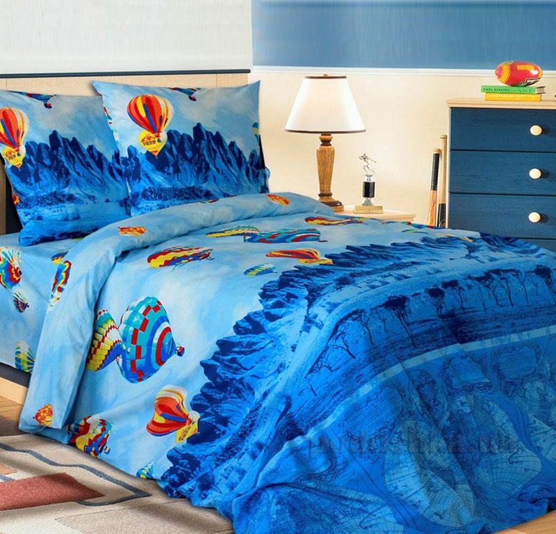 Постельное белье Блакит Аэростат 4515