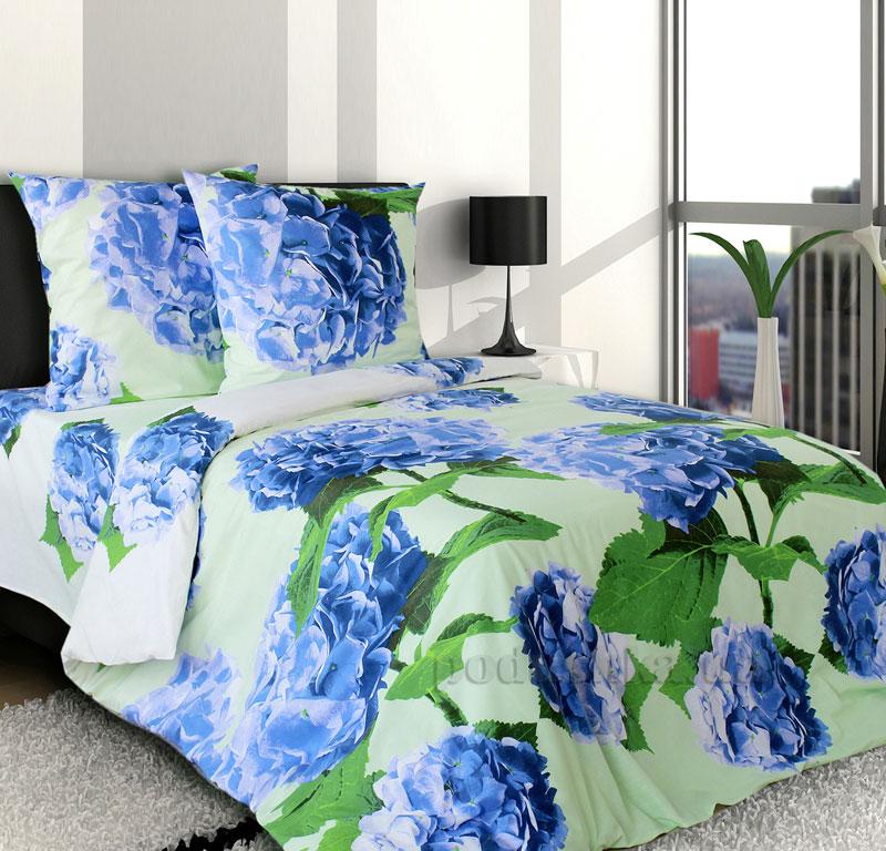 Постельное белье Блакит Гортензия 4507