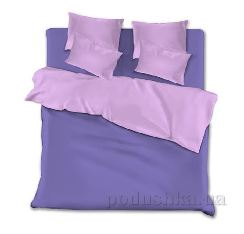 Постельное белье blue violet sunset SoundSleep поплин
