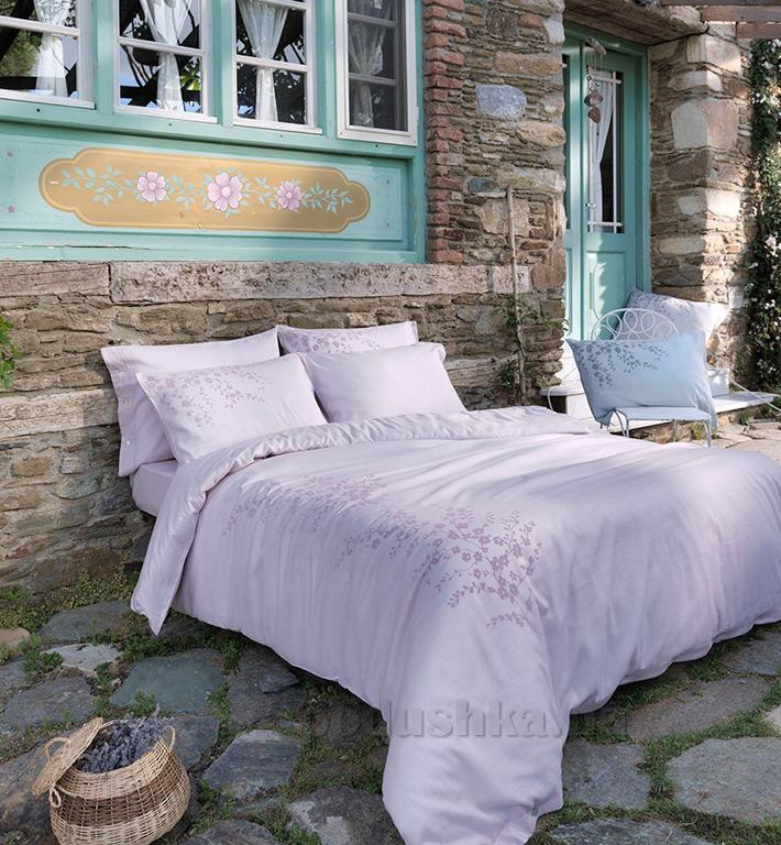 Постельное белье Buldans Tomurcuk розовое