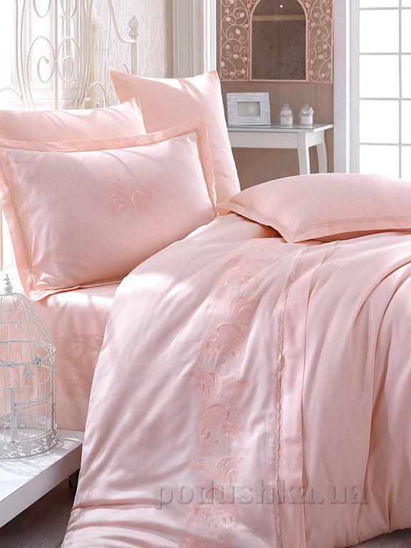 Постельное белье Cotton Box Elegant pembe