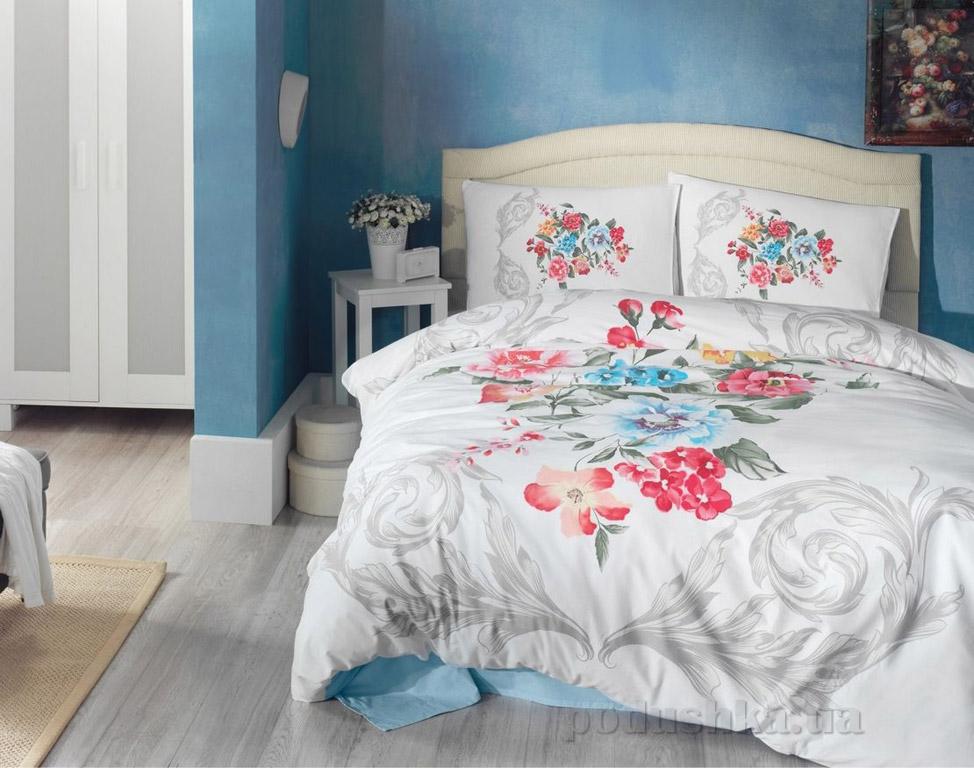 Постельное белье Cotton Box Vanessa mavi