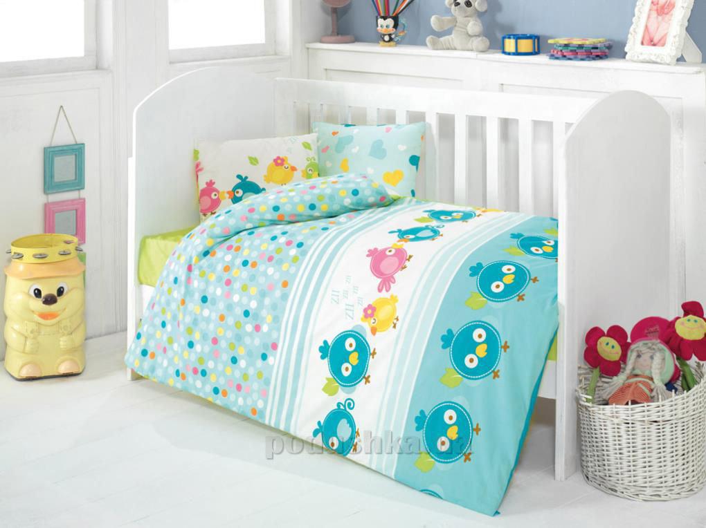 Постельное белье для детской кроватки Zambak 13390-01