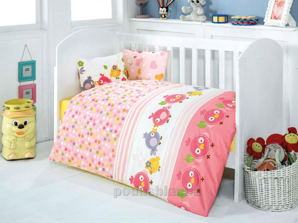 Постельное белье для детской кроватки Zambak 13390-02