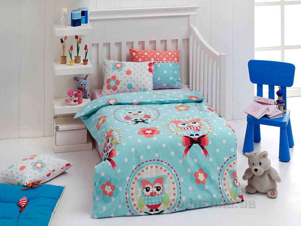 Постельное белье для детской кроватки Zambak 9563-01