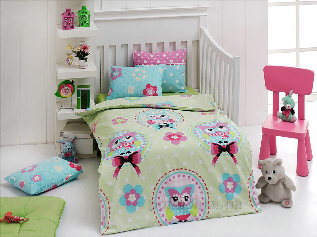 Постельное белье для детской кроватки Zambak 9563-02