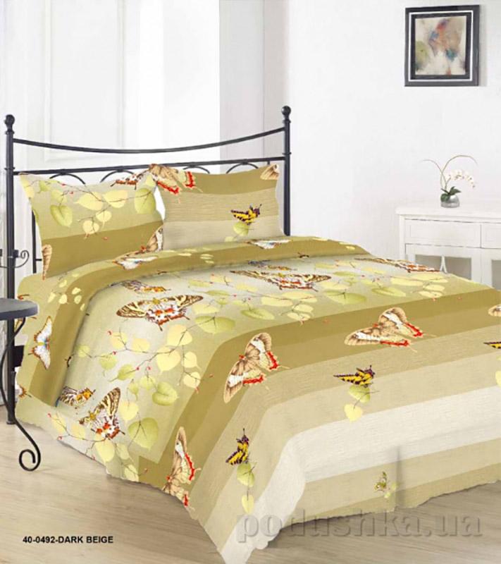 Постельное белье Dreams Malva 120-65 Gold