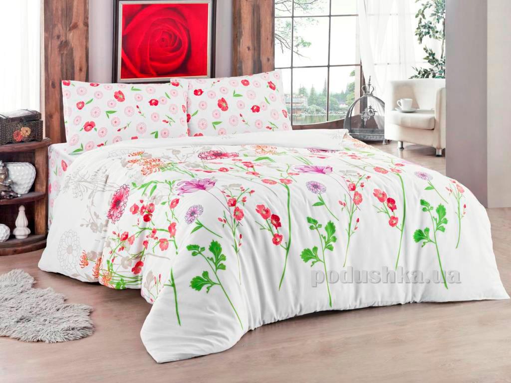 Постельное белье Eponj Spring розовое
