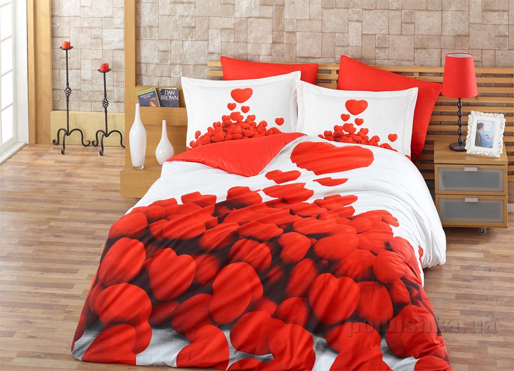 Постельное белье Hobby 3D Poplin Romantic