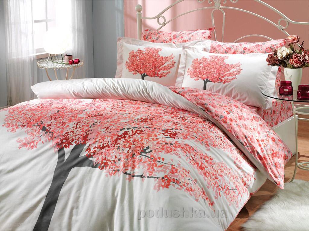 Постельное белье Hobby Poplin Florentina персиковое