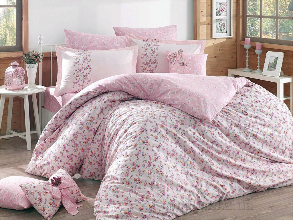 Постельное белье Hobby Poplin Luisa розовое