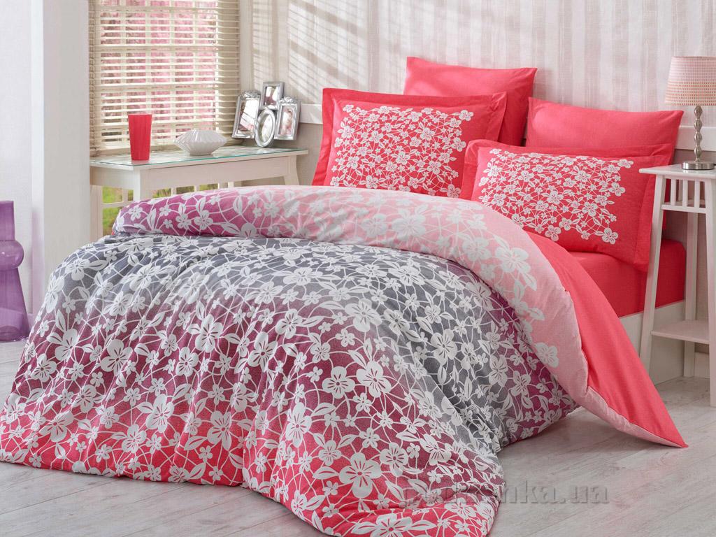 Постельное белье Hobby Poplin Mira розовое