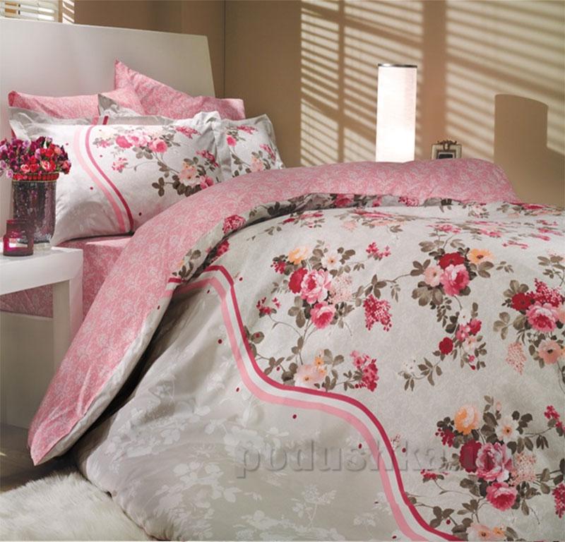 Постельное белье Hobby Poplin Susana розовое