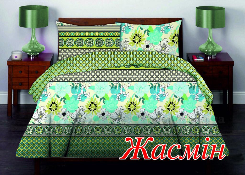 Постельное белье Home line Жасмин Полуторный комплект наволочки 50х70 см Home line