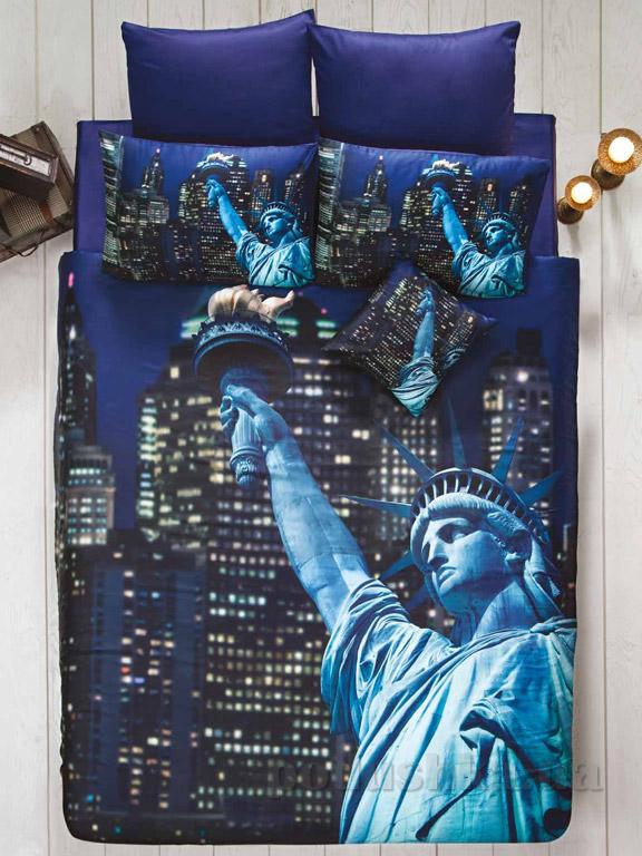Постельное белье Issimo New York city 3D