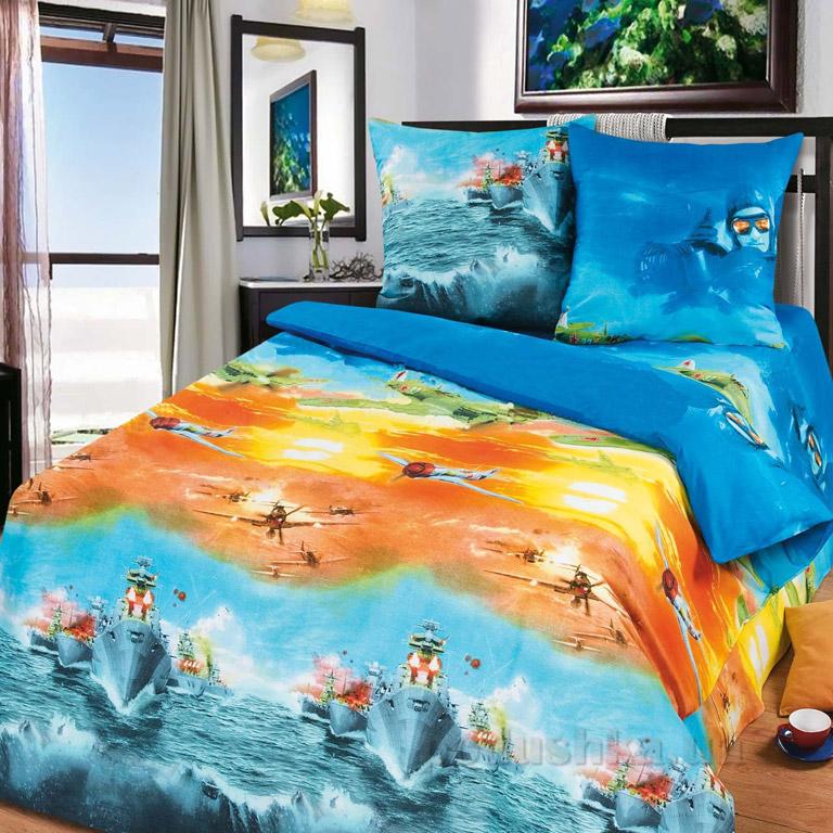 Постельное белье KidsDreams Морской бой