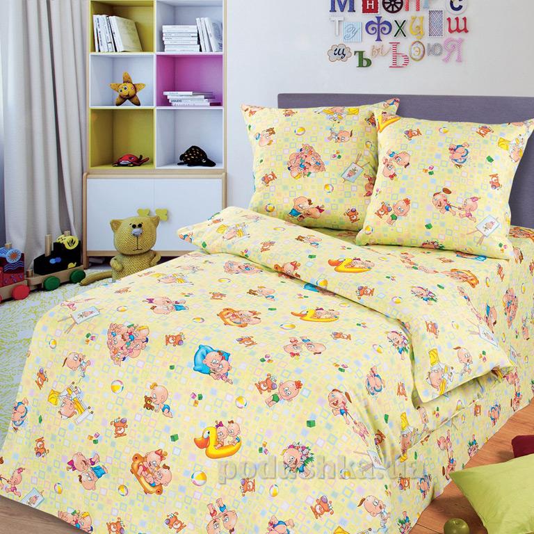 Постельное белье KidsDreams Весёлые малыши