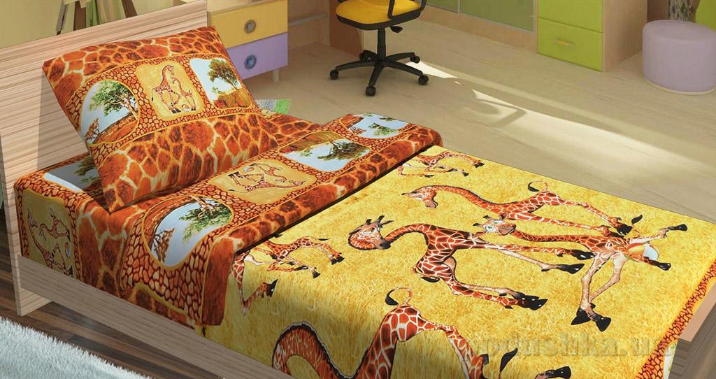 Постельное белье KidsDreams Жирафы