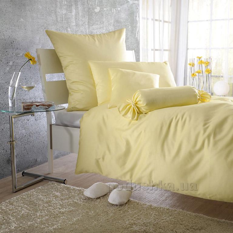 Постельное белье Lodex soft Lemon лимонное