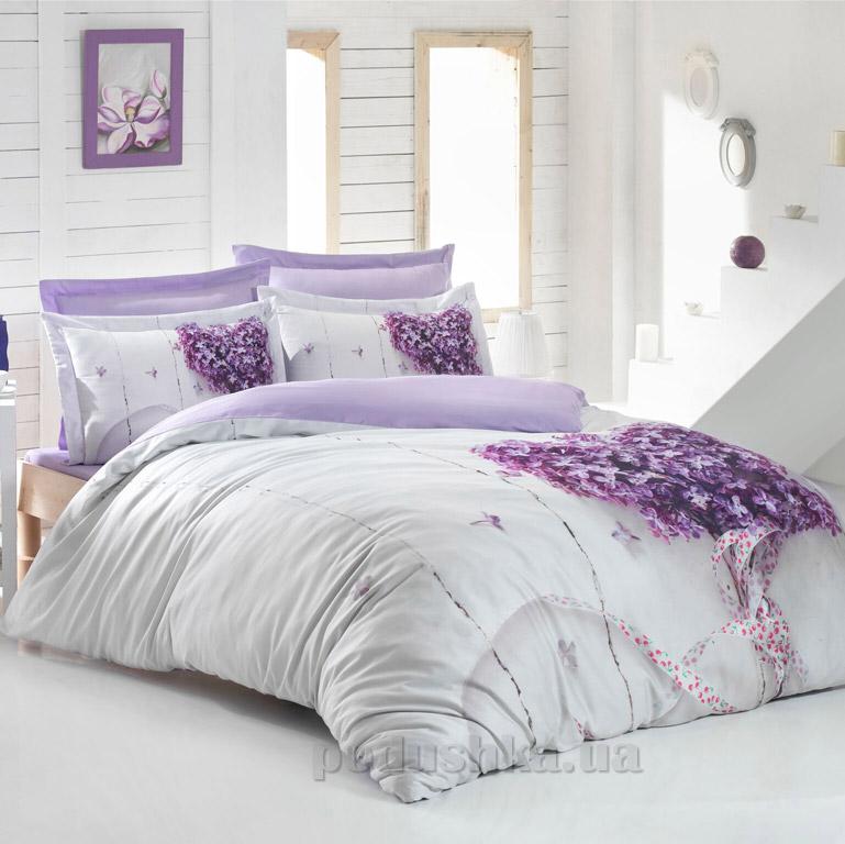 Постельное белье Luoca Patisca 3D Lilac
