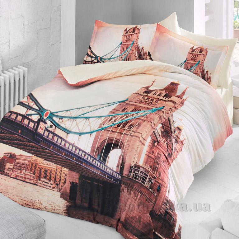 Постельное белье Luoca Patisca 3D London