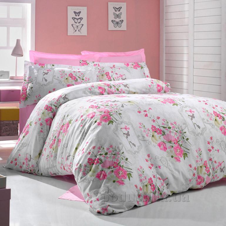 Постельное белье Luoca Patisca Almeria розовое