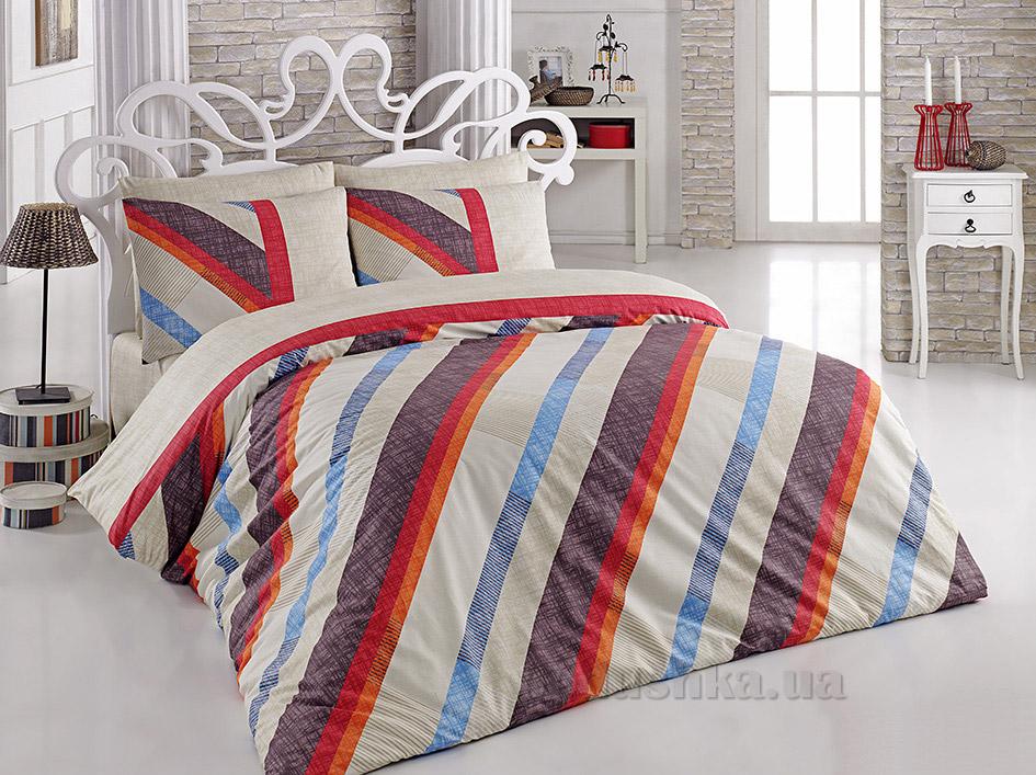 Постельное белье Majoli Diagonal V1