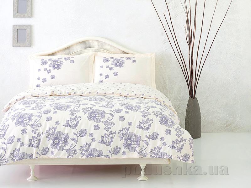 Постельное белье Marie Claire Philantha кремовое