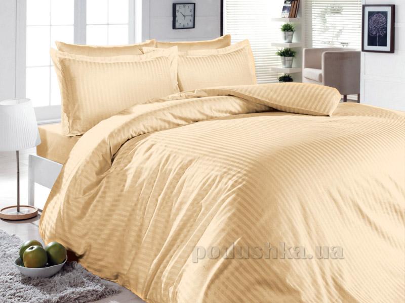 Постельное белье Mariposa Gold stripes