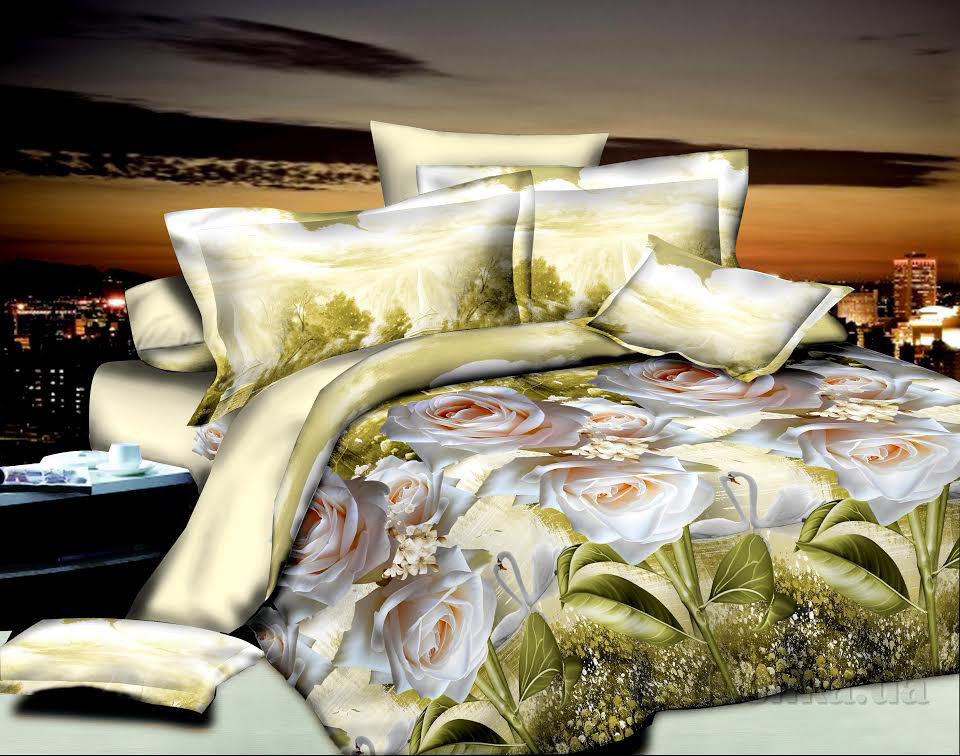 Постельное белье Майская роза Світ Сну