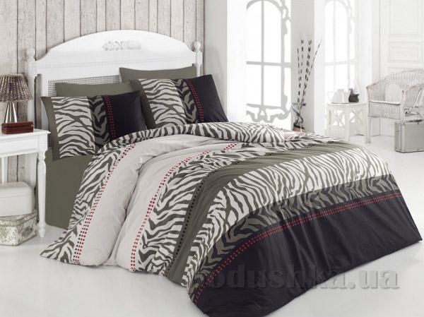 Постельное белье Nazenin Zebra