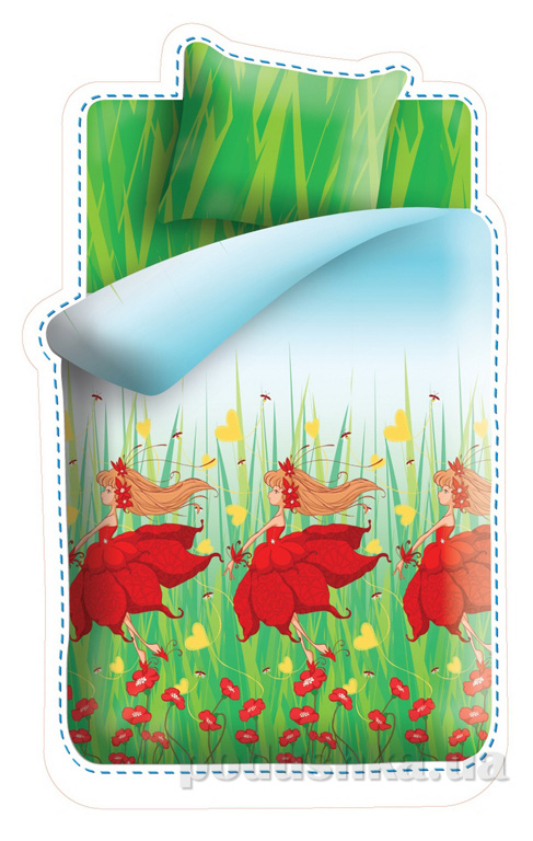 Постельное белье Непоседа Фея лета