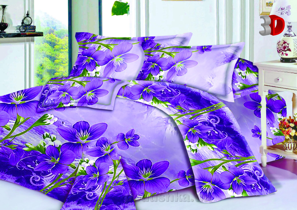 Постельное белье Restline Viola 135