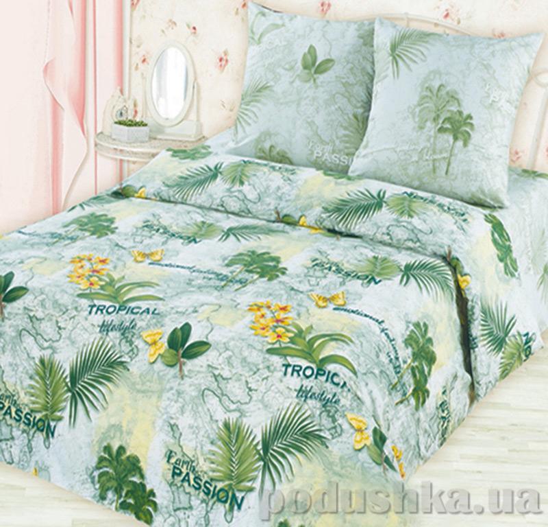 Постельное белье Романтика Райский остров 240202