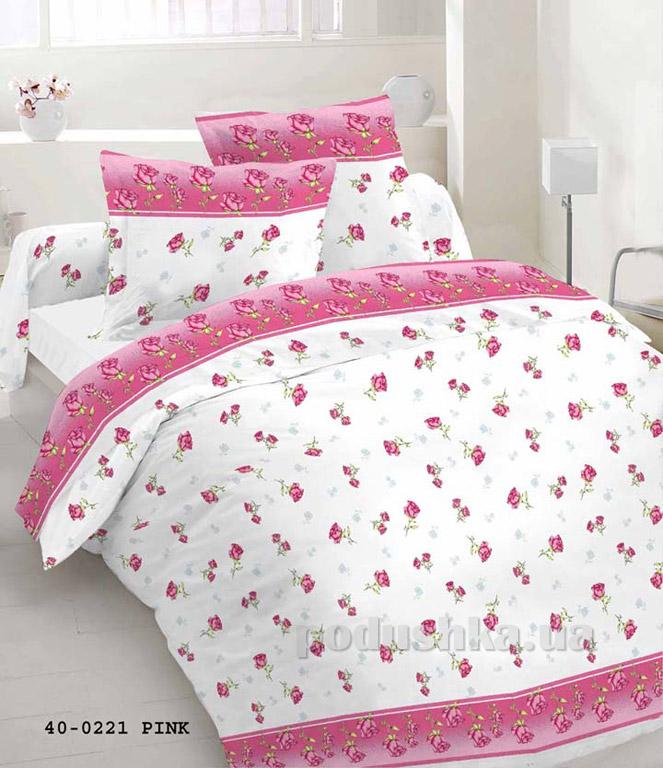 Постельное белье Руно бязь 20-0211 Pink